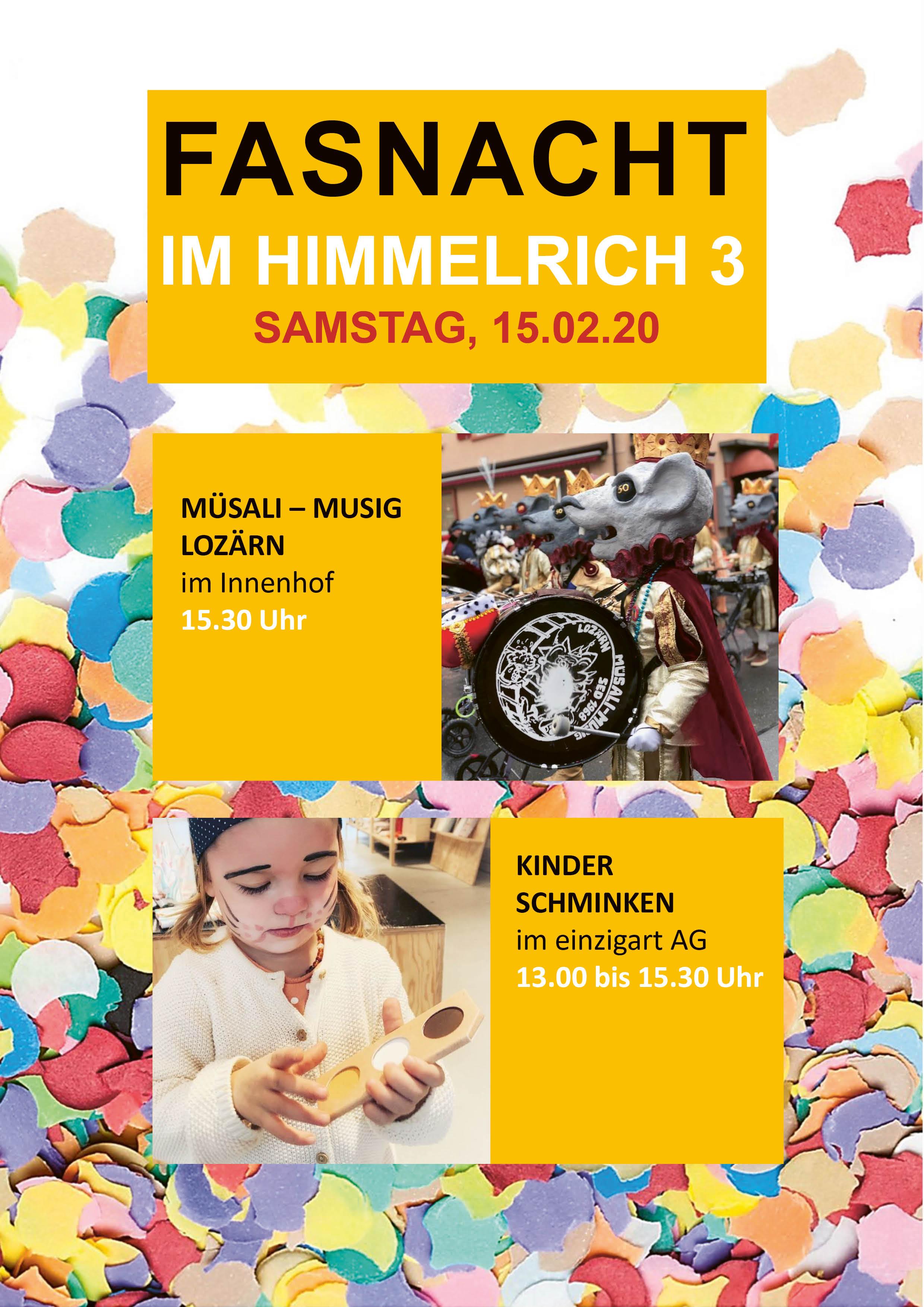 FASNACHT IM HIMMELRICH 3